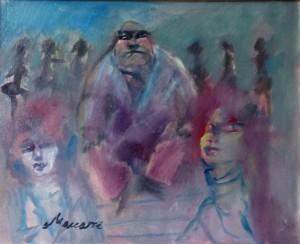 Mino Maccari – Il padrone
