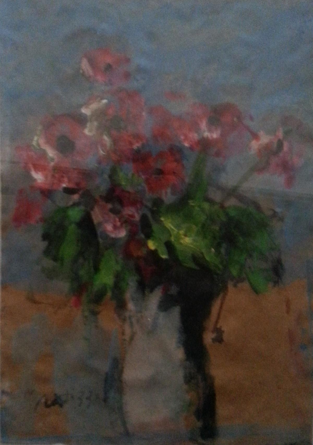 Scatizzi – Vaso di fiori