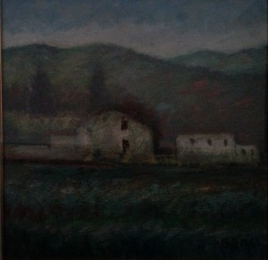 Gino Brogi – Paesaggio