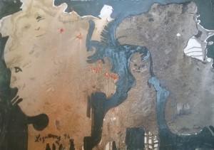 Cristoforo Legname – Senza titolo