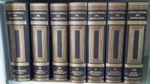 Grande Treccani ed Enciclopedia del 900