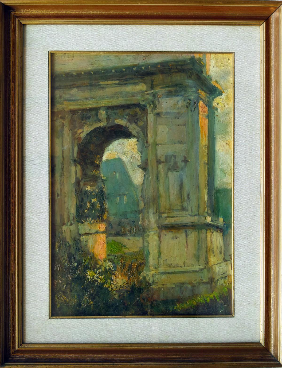 Giuseppe Canali – Arco di Tito