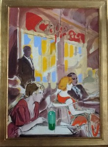 Alberto Sughi – Gran Caffé
