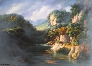 Carlo Fusca – Paesaggio