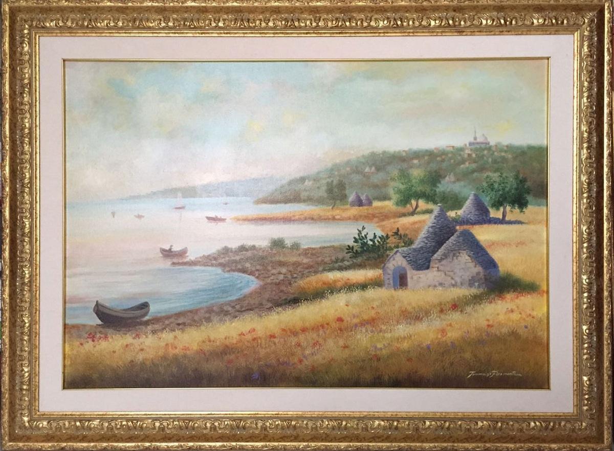 Tommaso Fiermonte – La costa