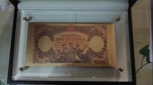Banconota da 1000 Lire – Officina della Medaglia