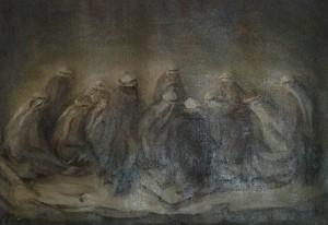 Walter Benecchi – Arabi in preghiera