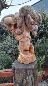 Marco Perini – Mitologia su radice di melo