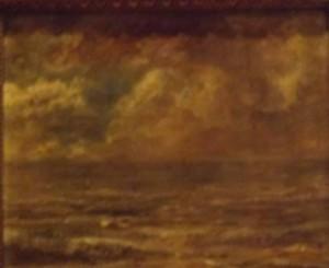 Arte Antica – Tempesta sul mare del Nord