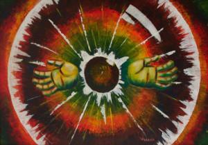 Natalizia Vandana – The big eye