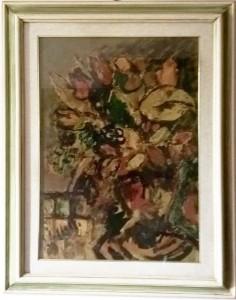 Emanuele Cappello – Vaso con fiori
