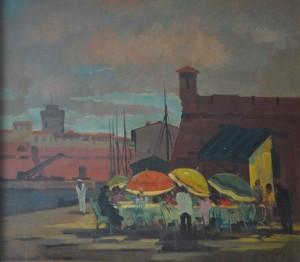Renato Natali – Ristoro al porto