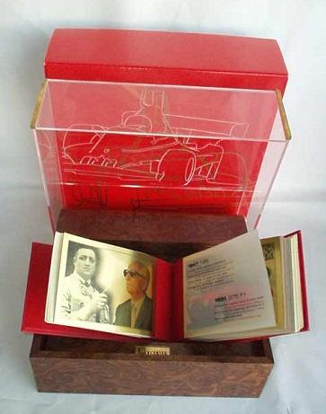 Libro d'oro Enzo Ferrari – Editalia
