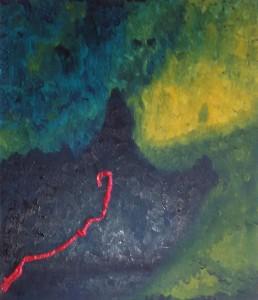 Francesco Russo – Arcobaleno rosso