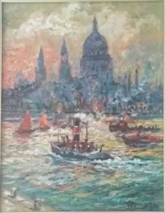Giovan Francesco Gonzaga – Londra