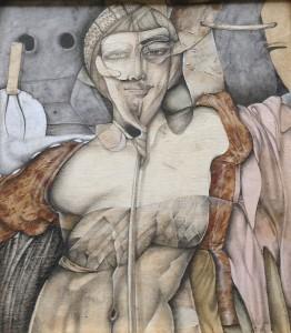Alfiero De Dominicis – L'umano