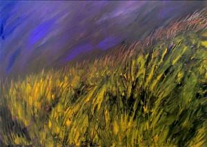 Luigi Raimondi – Campo di grano