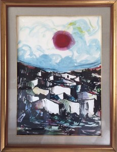 Antonio Bertè – Paesaggio