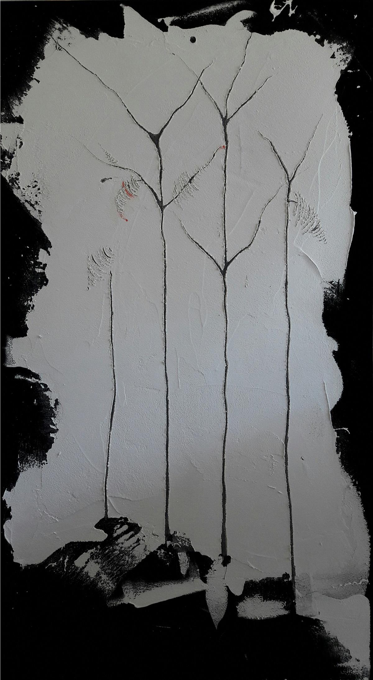 Raffaella Zanzani – Arbusti silenziosi