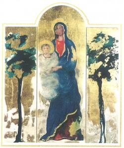 Antonio Nocera – Madonna degli alberi