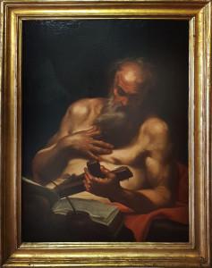 Giovanni Battista Langetti – San Girolamo