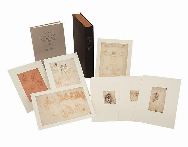 I disegni di Leonardo – Giunti editori