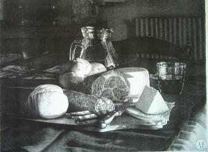 Enzo Barbanti – L'arte e il cibo
