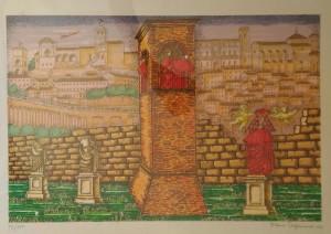 Elmo Capannari – La torre