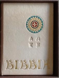 Bibbia, esemplare Romano – Edizioni Radici
