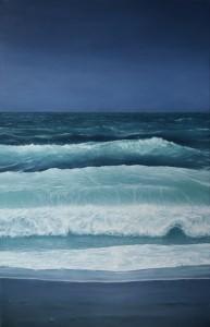 Fabio e Pietro Solari – Notte nel mare