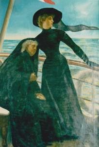 Federico Quarenghi – I naufraghi, il ritorno dei superstiti