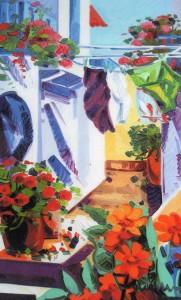 Athos Faccincani – Santorini: Interno