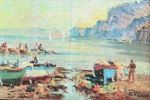 Francesco Filosa – Paesaggio Marino