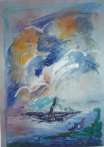 Ernesto Treccani – Marina