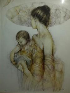 Guido Razzi –  Maternità