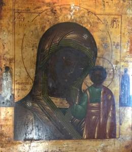 Artista sconosciuto – Madonna del Kazan