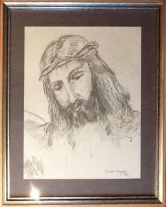 Francesco Menegazzi – Cristo