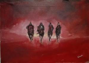 Luciano Lucchi – I cavalieri dell'Apocalisse