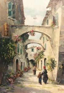 Pietro De Fendis – Paesaggio