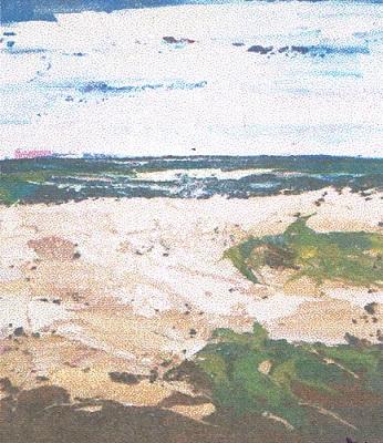 Natale Rosselli – Marina a Forte dei Marmi
