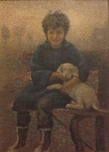 Anchise Picchi – Il cagnolino