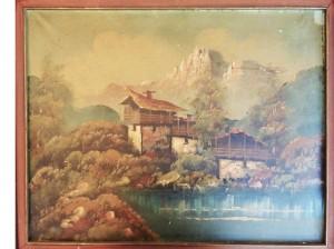 Elio – Paesaggio sul lago
