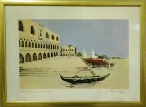 Ezio Farinelli – Venezia