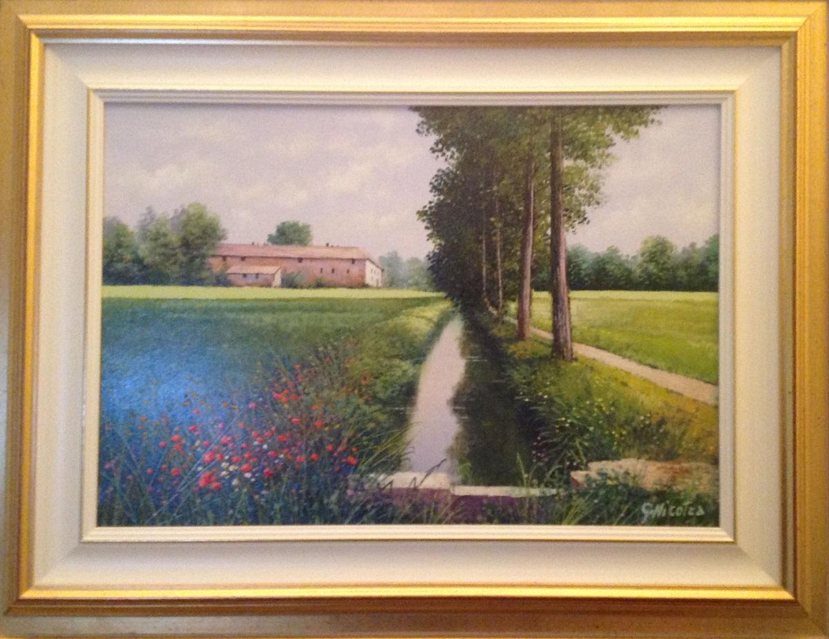 Giuseppe Nicotra – La fattoria