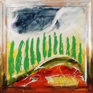 Mario Schifano – Paesaggio