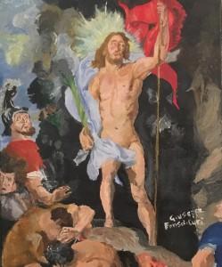 Giuseppe Fonsdituri – Il trionfo della Morte