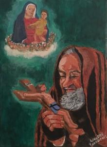 Giuseppe Fonsdituri – Padre Pio
