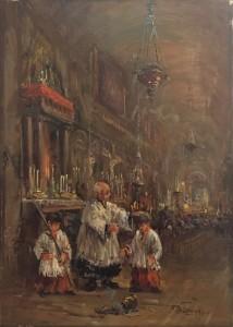 Antonio De Dominicis – Interno
