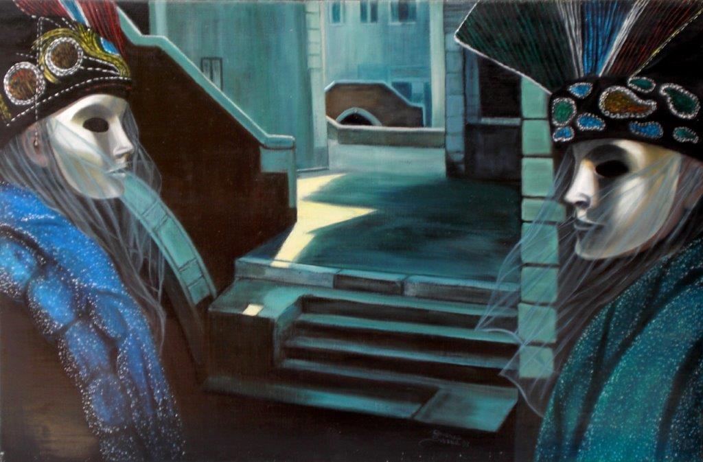 Sibaud Bianca – Allegoria veneziana