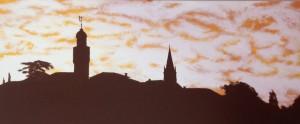 Marco Pagliero – Il cielo sopra Saluzzo suscita molti interessi
